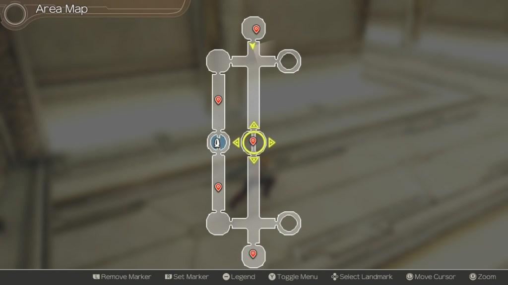 High Entia Tomb, Xenoblade Chronicles Definitive Edition