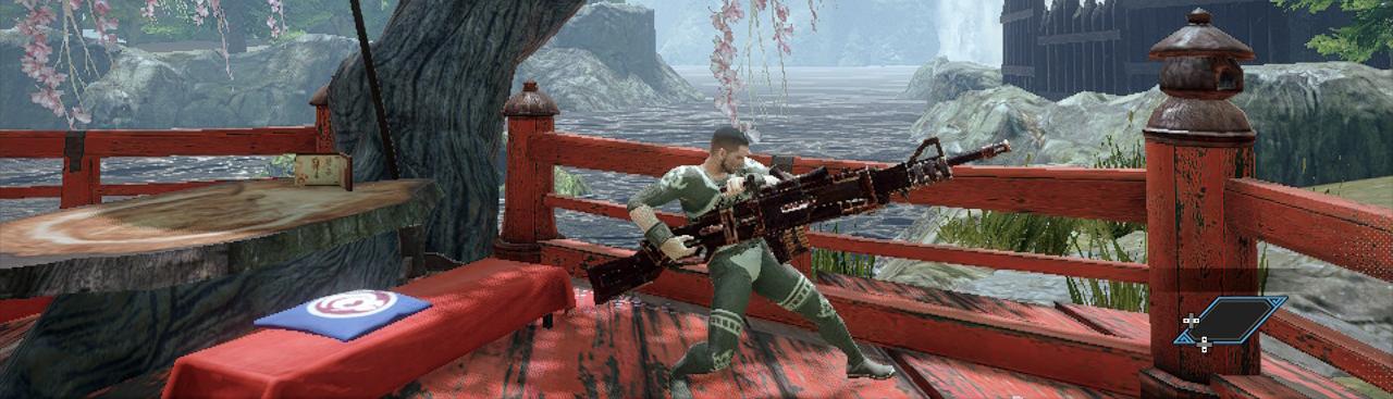 Light Bowgun Jaeger, Monster Hunter Rise