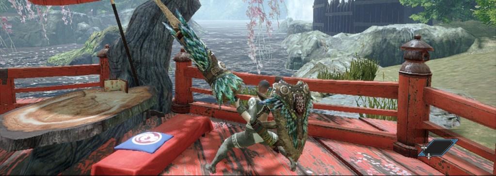 Pukei Spear, Monster Hunter Rise
