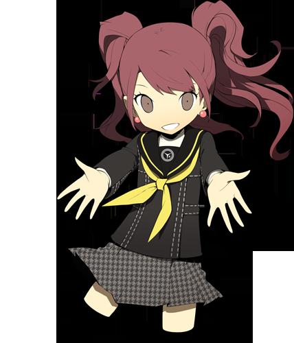 Rise Kujikawa, Persona Q