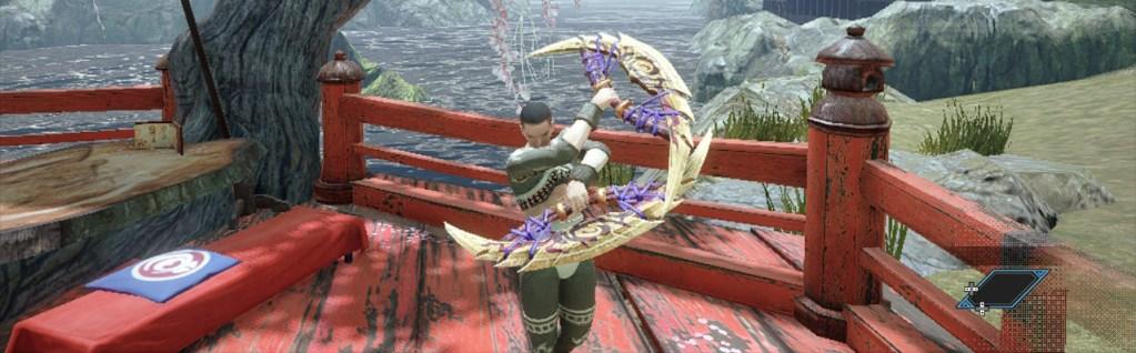 Sinister Blades, Monster Hunter Rise
