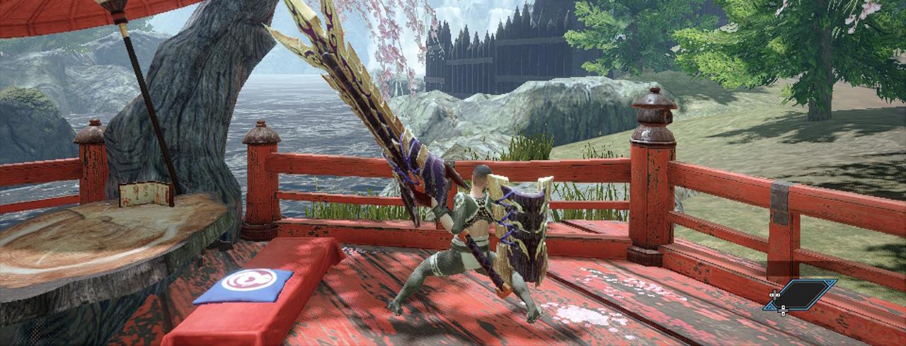 Sinister Spear, Monster Hunter Rise