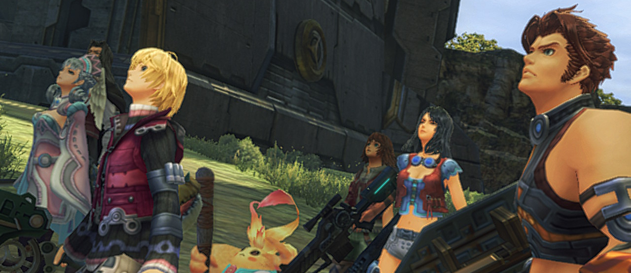 Party Group, Xenoblade Chronicles Definitive Edition