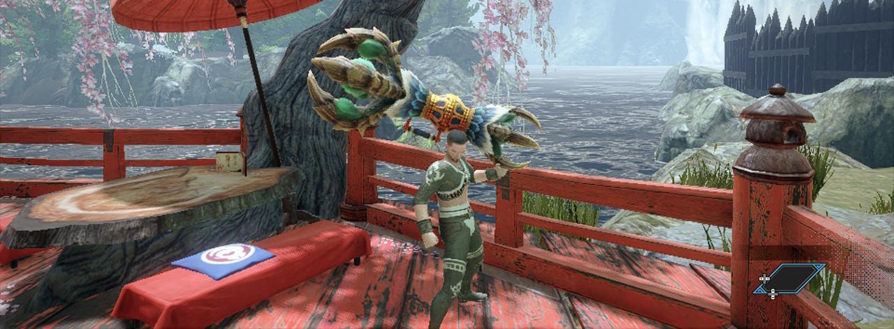 Five Pronged Hammer, Monster Hunter Rise
