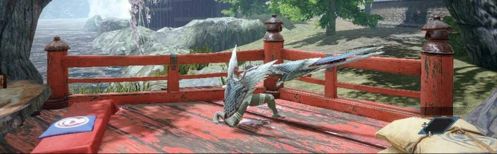Gunlance, Kadachi Striker, Monster Hunter Rise
