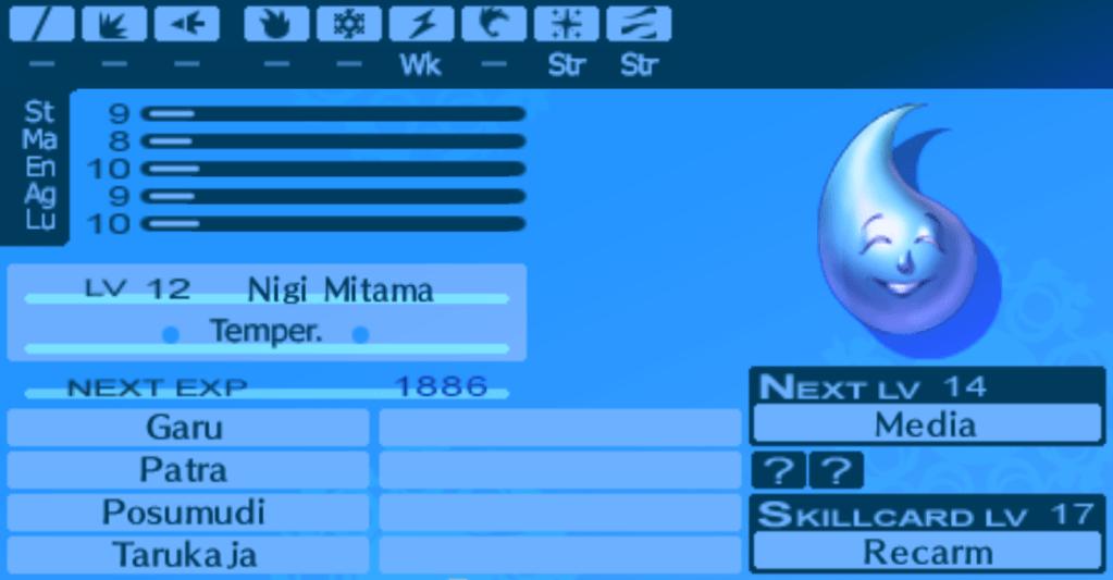 Nigi Mitama, Persona 3