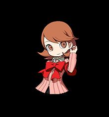 Yukari, Persona Q