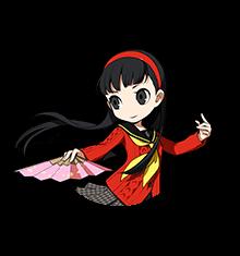 Yukiko, Persona Q